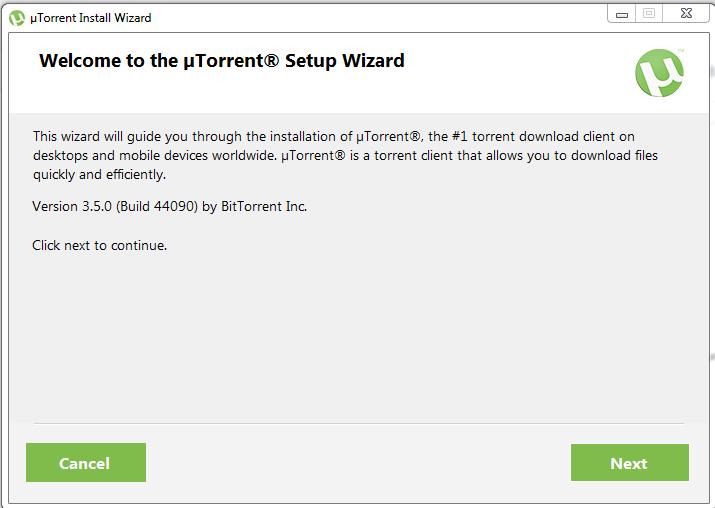 تحميل برنامج تورنت utorrent للكمبيوتر