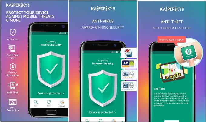 تحميل برنامج كاسبر سكايKaspersky Anti Virus برابط مباشر