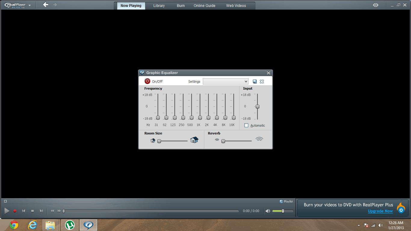 تحميل برنامج ريال بلاير Real Player للكمبيوتر