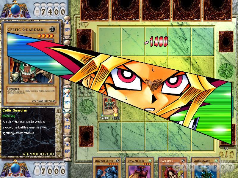 تحميل لعبة يوغى yugioh للكمبيوتر برابط مباشر