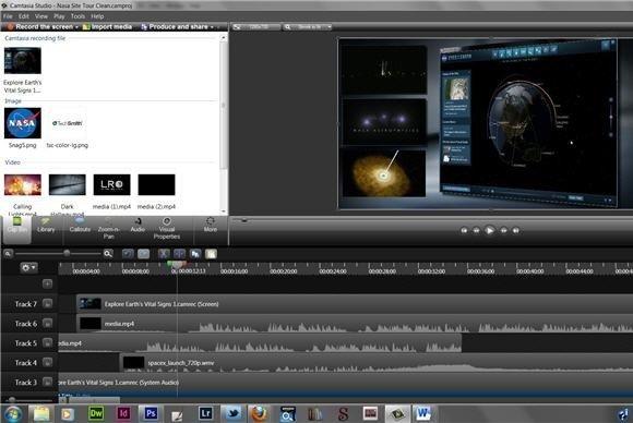 تحميل برنامج camtasia studio 8 للكمبيوتر برابط مباشر