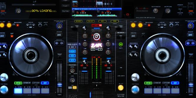 برنامج virtual dj أحدث إصدار