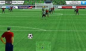 لعبة ريال فوتبول Real Football للاندرويد