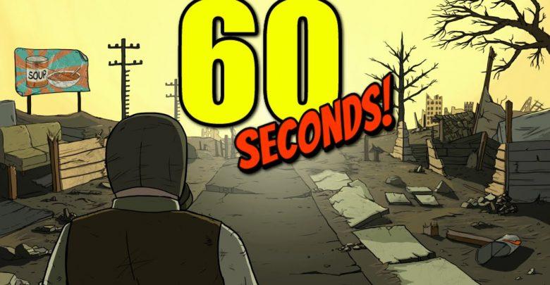 تحميل لعبة 60 seconds أحدث إصدار