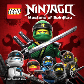 لعبة نينجا جو Ninjago
