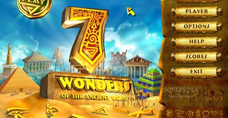 تحميل لعبة 7 wonders الجزء الاول أحدث إصدار