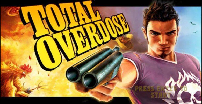 تحميل لعبة total overdose كاملة برابط واحد مضغوطة