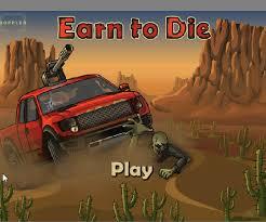 تحميل لعبة سيارات زومبي earn to die 2 أحدث إصدار