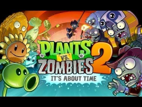 تحميل لعبة زومبي ضد النباتات 2 مهكرة