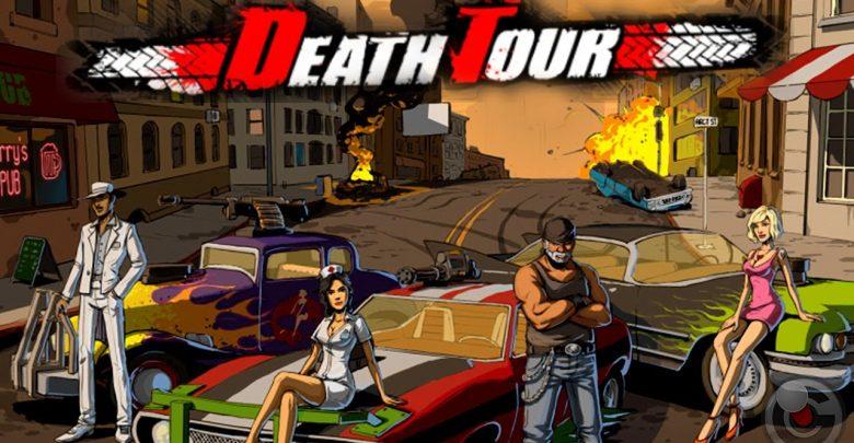تحميل لعبة سباق الموت death tour أحدث إصدار