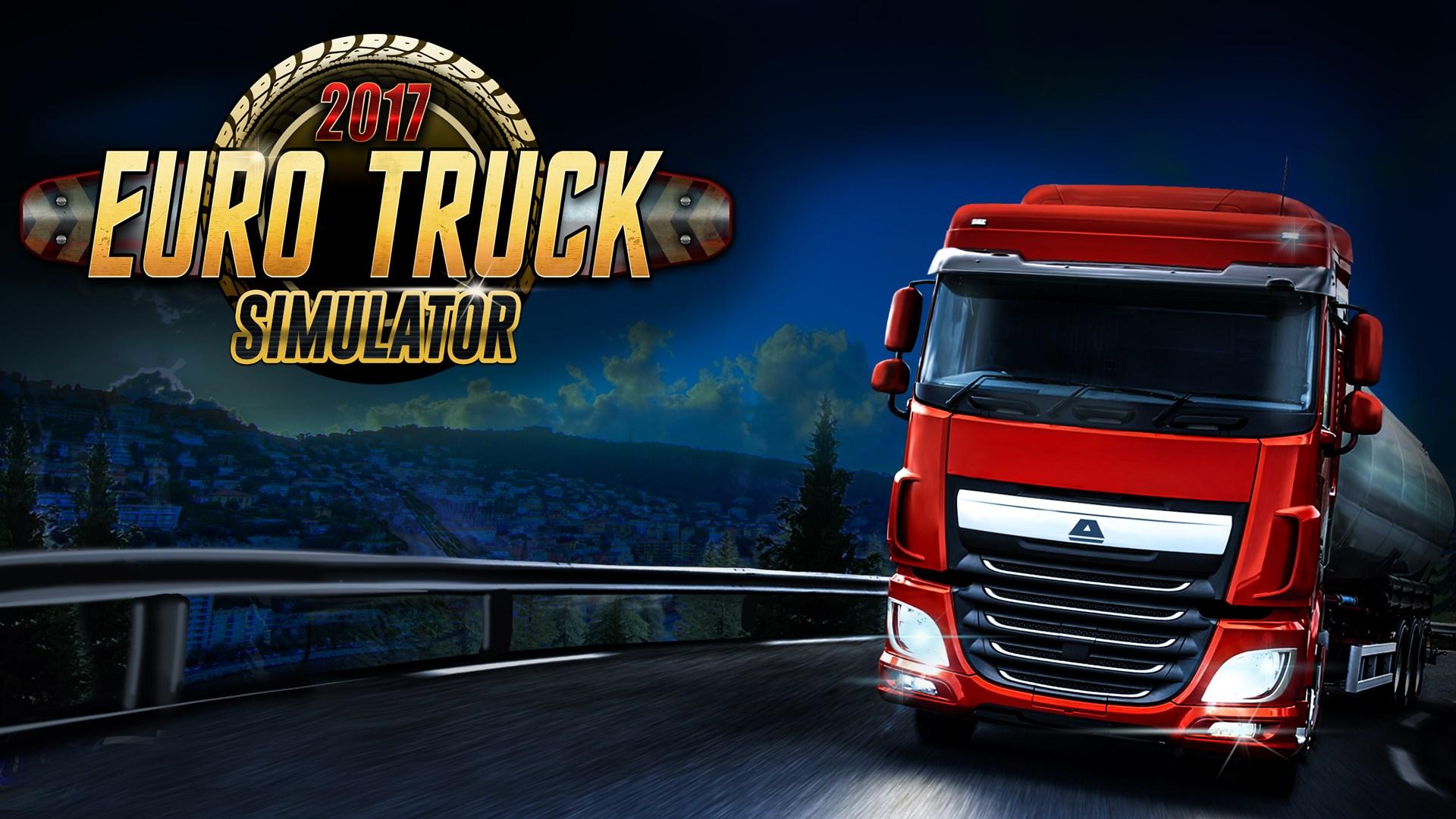 تحميل لعبة euro truck simulator 1 كاملة