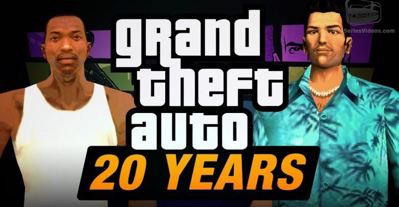 تحميل لعبة جاتا 20 GTA للكمبيوتر