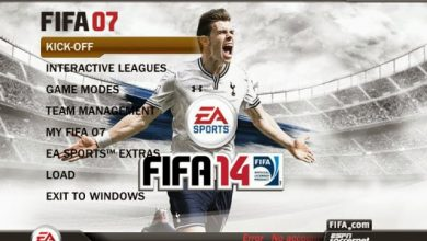 تحميل لعبة فيفا 2007 أحدث إصدار