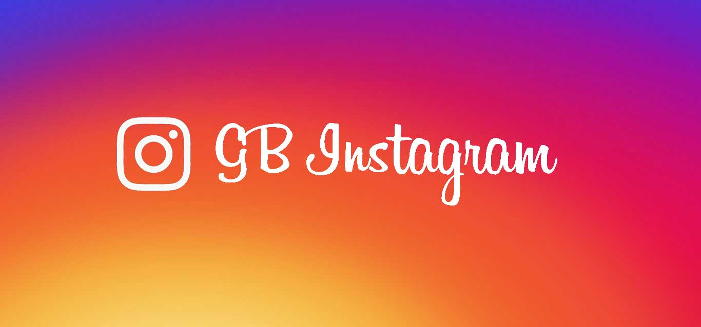 شرح برنامج gb instagram