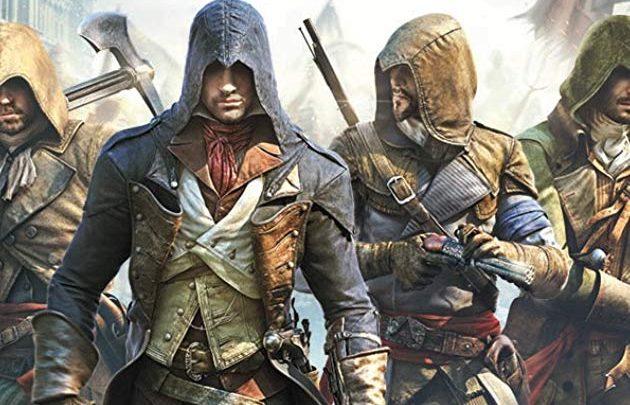 تحميل لعبة assassin`s creed unity للاندرويد برابط مباشر