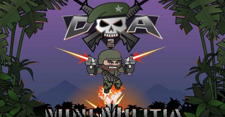 تحميل لعبة mini militia برابط مباشر