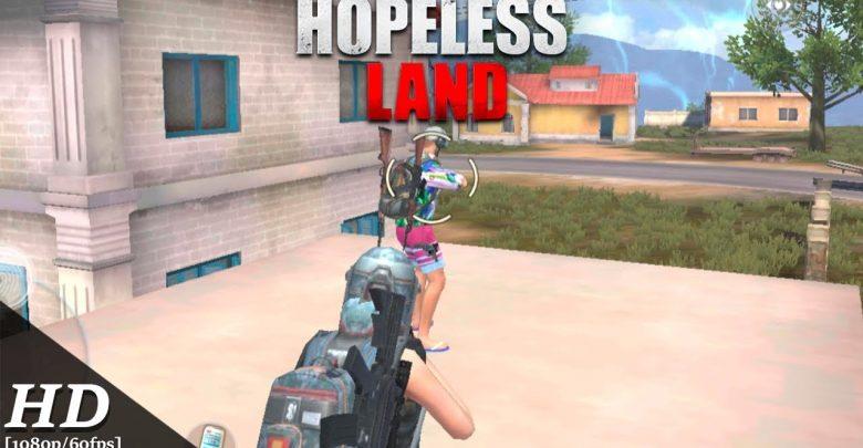 تحميل لعبة hopeless land برابط مباشر