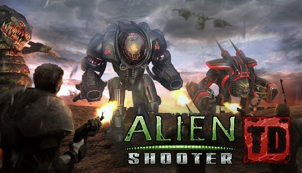 تحميل لعبة alien shooter أحدث إصدار