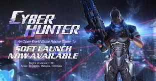 تحميل لعبة cyber hunter برابط مباشر ميديا فاير