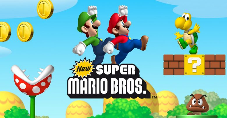 تحميل لعبة super mario bros للاندرويد برابط مباشر