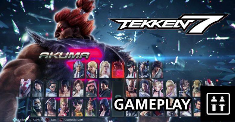 تحميل لعبة tekken 7 للاندرويد برابط مباشر