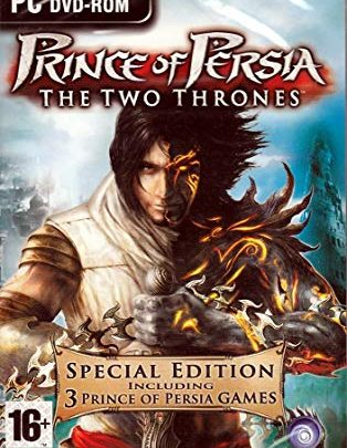 تحميل لعبة Prince of Persia 3 برابط مباشر