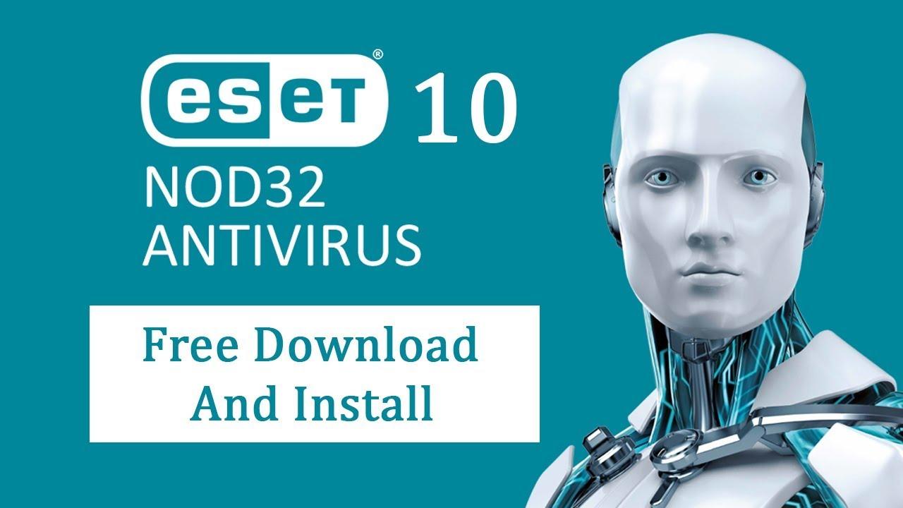 تحميل برنامج eset nod32 antivirus 11 مع تفعيل مدى الحياة برابط مباشر