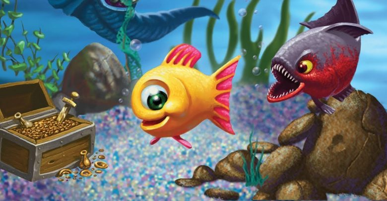 تحميل لعبة السمكة 4 برابط مباشر