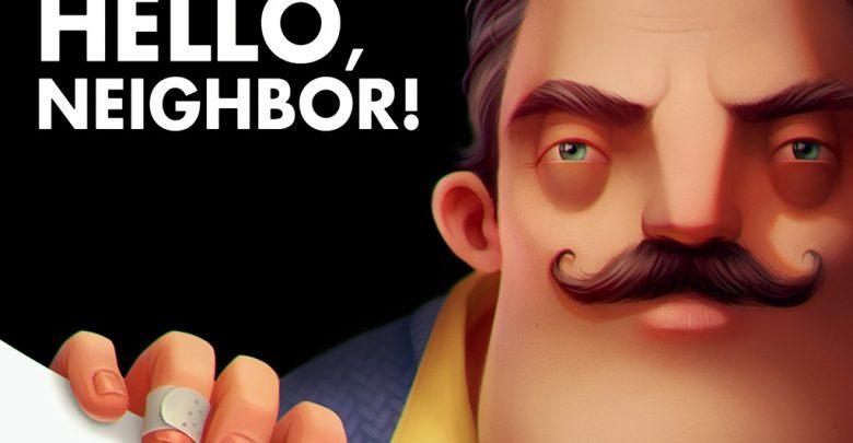 تحميل لعبة hello neighbor برابط مباشر