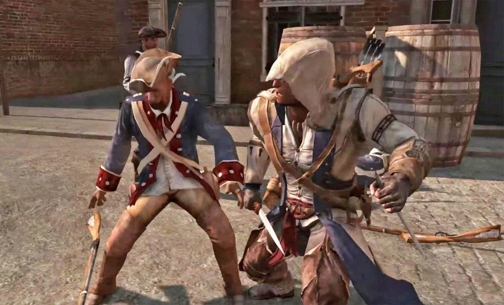 تحميل لعبة assassin's creed 3 أحدث إصدار