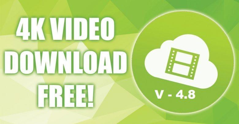 تحميل برنامج 4k video downloader برابط مباشر