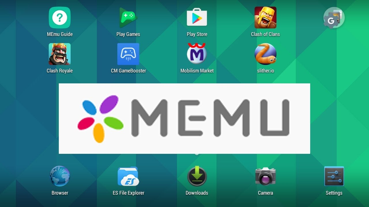 تحميل برنامج memu برابط مباشر