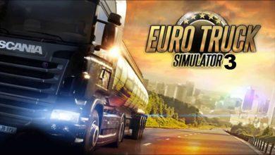 تحميل لعبة euro truck simulator 3 برابط مباشر