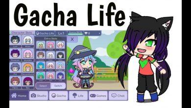 تحميل لعبة قاشا لايف Gacha Life برابط مباشر