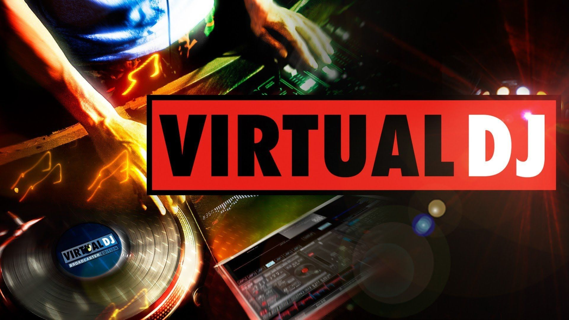 تحميل برنامج دي جي Virtual DJ برابط مباشر