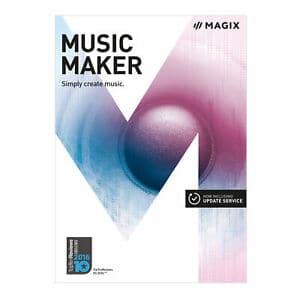 تحميل برنامج magix music maker برابط مباشر