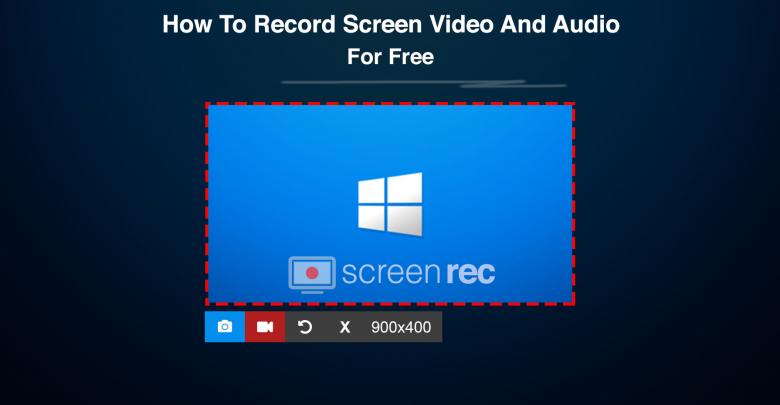 تحميل برنامج Desktop screen recorder للكمبيوتر برابط مباشر