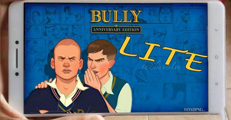 تحميل لعبه bully lite للاندرويد برابط مباشر