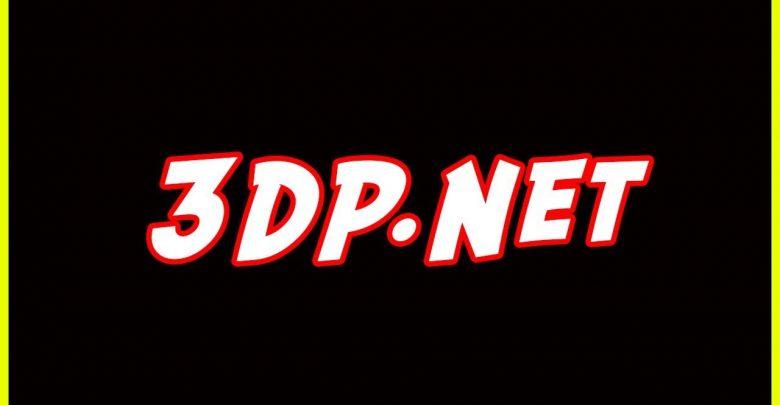 تحميل برنامج 3dp net برابط مباشر