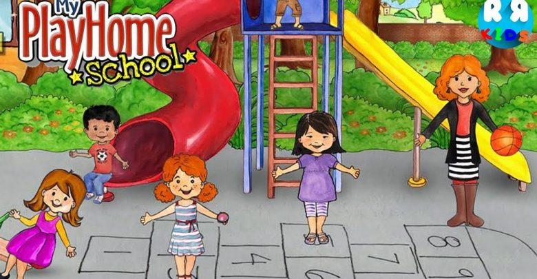 تحميل لعبة my play home school برابط مباشر