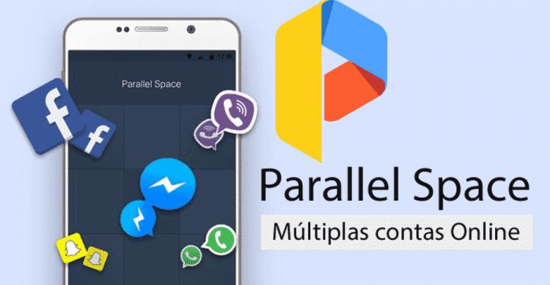 تحميل برنامج parallel space برابط مباشر