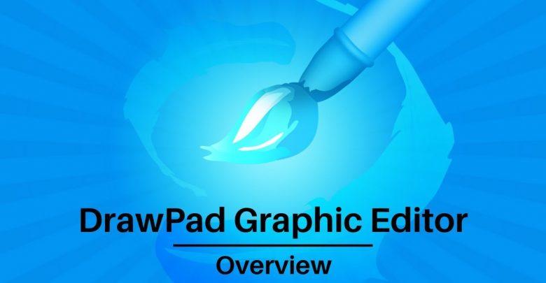 تحميل برنامج جرافيك DrawPad برابط مباشر