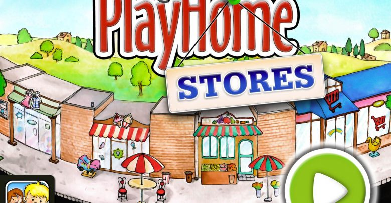 تحميل لعبة my play home stores مجانا برابط مباشر