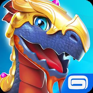 تحميل لعبة dragon mania legend برابط مباشر