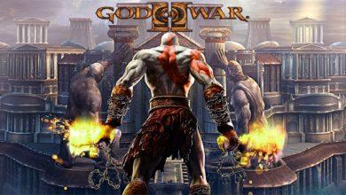 تحميل لعبة god of war 2 أحدث إصدار