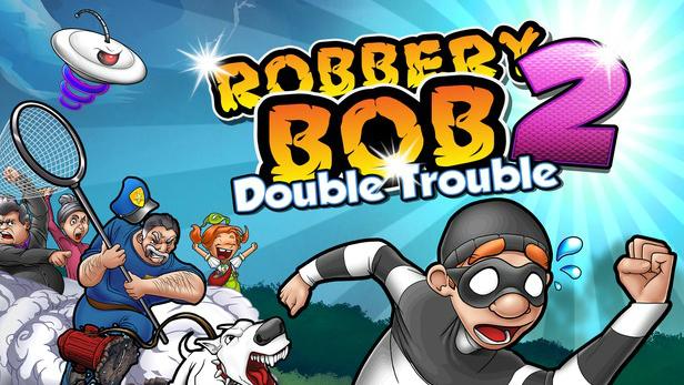 تحميل لعبة robbery bob 2 برابط مباشر