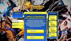 DRAGON BALL LEGENDS download