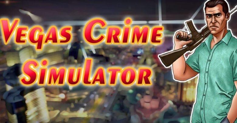 تحميل لعبة vegas crime simulator برابط مباشر