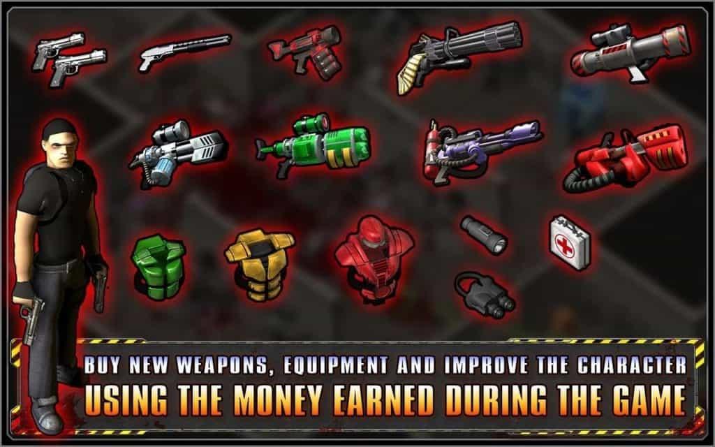 تحميل لعبة alien shooter 5 كاملة أحدث إصدار