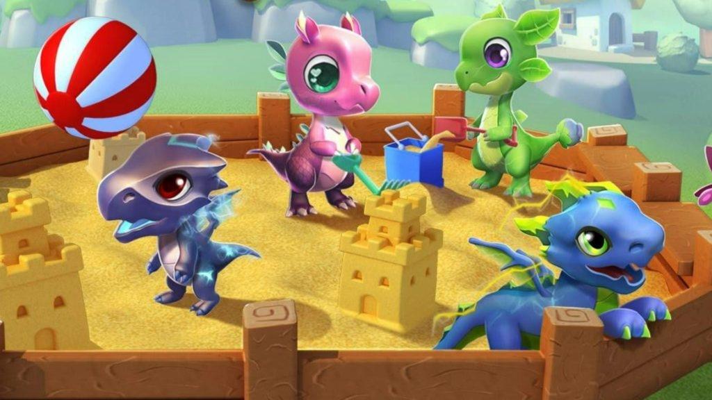 تحميل لعبة dragon mania legend برابط مباشر ميديا فاير